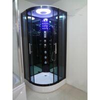Atlanta hidromasszázs zuhanykabin led világítással rádióval+ózonos fertőtlenítő!