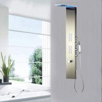 Matrix Metal rozsdamentes zuhanypanel 165x20cm