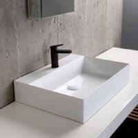 Design kerámia mosdó 57,5x45,5x16cm