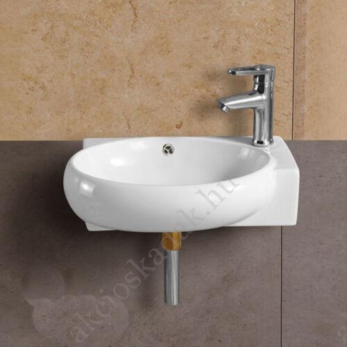 Ria kis kézmosó mosdó 42x28x14cm jobbos