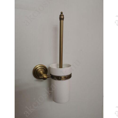 Antikolt wc kefe tartó