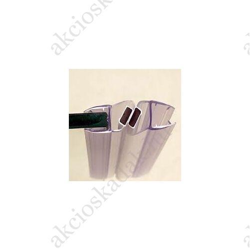 mágnescsík zuhanykabinhoz 4mm/5mm/6mm-es üveghez